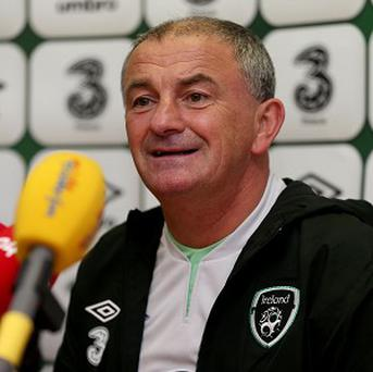 Noel King senses there is more to come from the Republic of Ireland