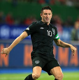 Robbie Keane knows the kind of person he wants to take over as Ireland boss