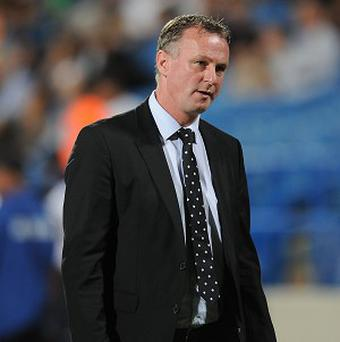Michael O'Neill's original two-year deal expires at the end of December