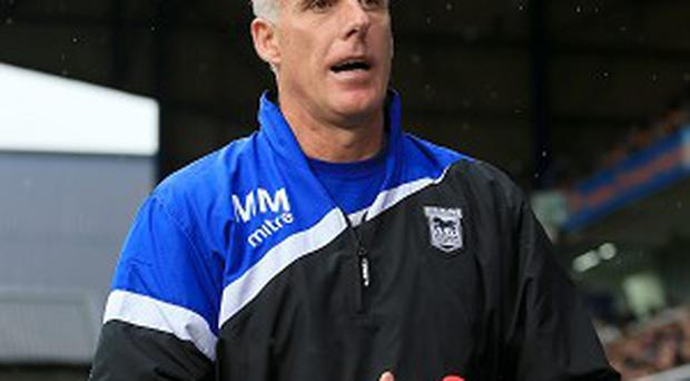 Mick McCarthy guided Ireland to 13th in the world