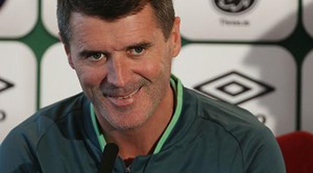 Roy Keane revealed he jumped at the chance to join the Ireland set-up