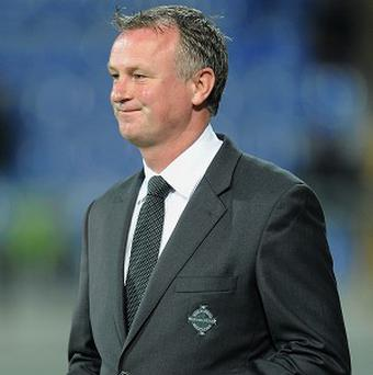 Michael O'Neill's side almost held out against Turkey