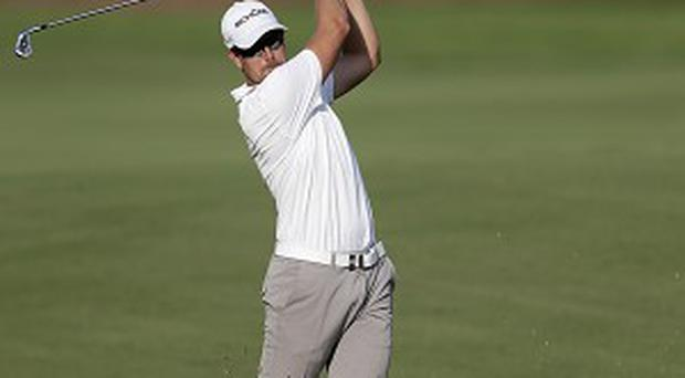 Henrik Stenson took a one-shot lead into the third round of the DP World Tour Championship in Dubai
