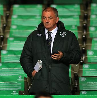 Noel King's Ireland Under-21 side take on Montenegro on Tuesday