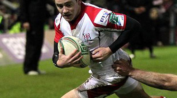 Paddy Jackson slotted 14 points with the boot as Ulster overcame Zebre