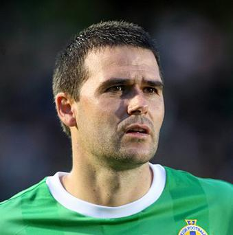 David Healy, Northern Ireland