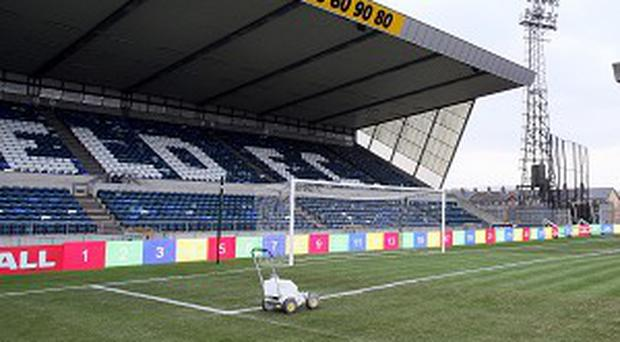 Construction work at Windsor Park will start in 2014