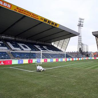 Construction work at Windsor Park is set to start in 2014