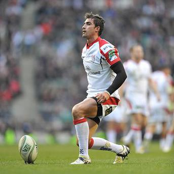 Ulster's Ruan Pienaar booted 19 points in Friday's victory over Munster