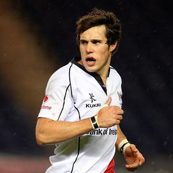Robbie Diack scored a try as Ulster beat Montpellier on Friday.