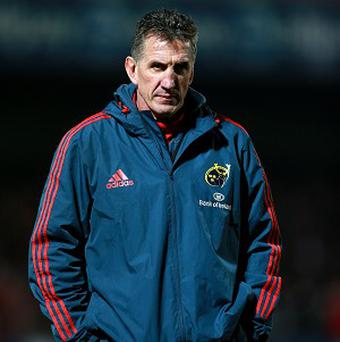 Munster head coach Rob Penney was delighted by the bonus-point win over Edinburgh