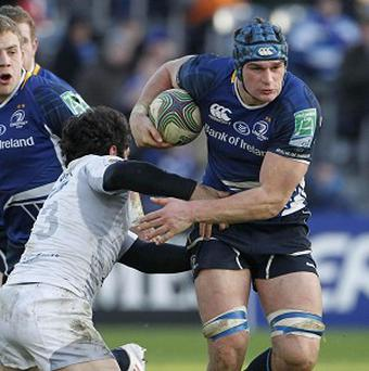 Leinster's Rhys Ruddock will captain Ireland Wolfhounds against England Saxons at Kingsholm in Gloucester on Saturday.