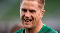 Jamie Heaslip has agreed a new deal with the IRFU