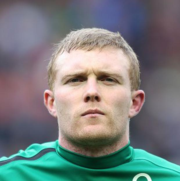 Keith Earls will take part in training this week at Carton House after he was passed fit by the Irish medical team.