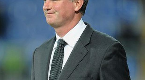Michael O'Neill has yet to win a friendly since taking over as Northern Ireland boss