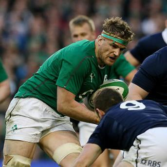 Jamie Heaslip has called on Ireland to raise their game.