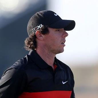 Rory McIlroy, pictured, takes on Boo Weekley in a late-morning start on Wednesday