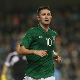 Robbie Keane will not feature in the game against Serbia