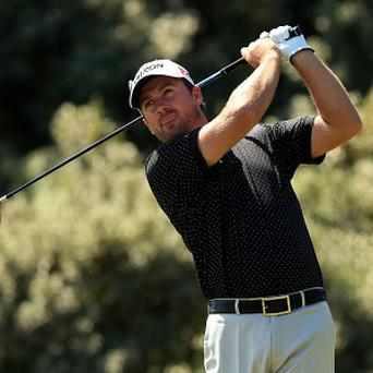Graeme McDowell pulled off another great escape against Hunter Mahan