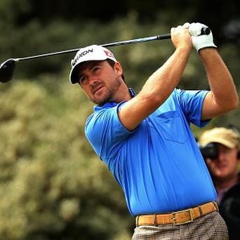 Graeme McDowell's run finally came to an end on Saturday
