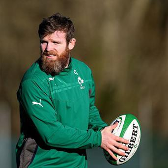 Gordon D'Arcy believes Ireland will not let defeat to England affect their RBS 6 Nations title chances