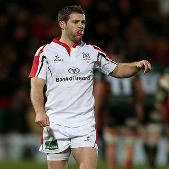 Darren Cave scored a try in Ulster's narrow win