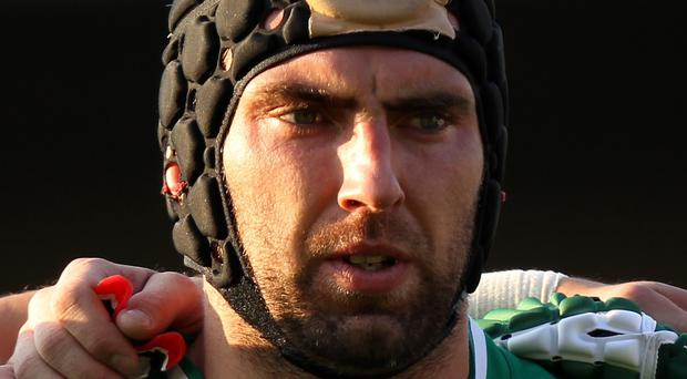 Connacht captain John Muldoon scored two tries on Saturday