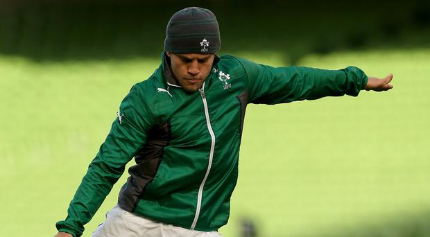 Ian Madigan kicked 13 points in Leinster's win over Glasgow