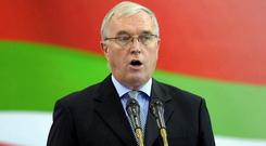 Pat McQuaid is still to decide whether he will take part in the Cycling Independent Reform Commission.