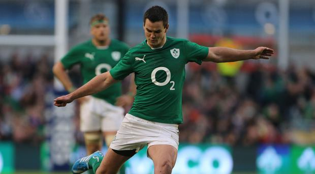 Ireland hope Johnny Sexton can prove his fitness on Thursday after thumb trouble