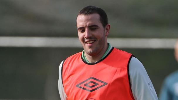 John O'Shea is looking for revenge