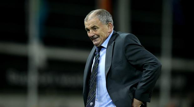 Ireland under-21 manager Noel King has told his side to keep fighting until the end