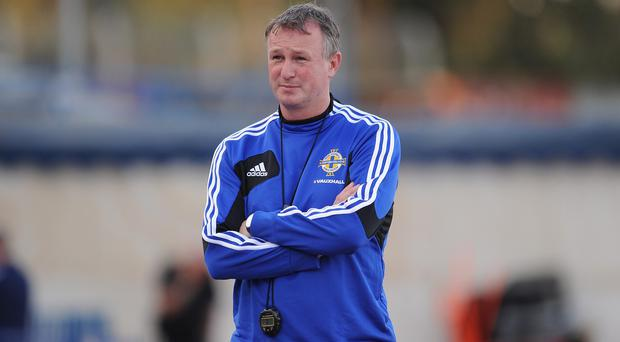 Michael O'Neill believes Northern Ireland are capable of more than they showed against Cyprus