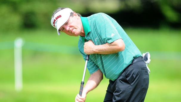 Des Smyth has been named as one of two vice-captains for Europe's Ryder Cup team
