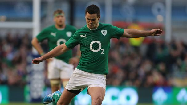 Johnny Sexton is fit to start Ireland's RBS 6 Nations clash with Italy after thumb trouble