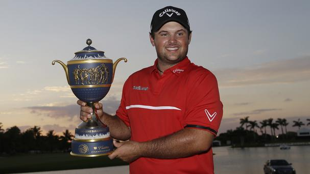 Patrick Reed won by one shot (AP)