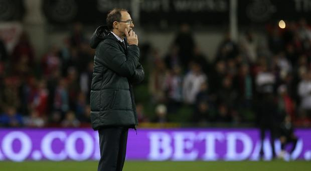 Martin O'Neill will run the rule over his squad in a series of friendlies