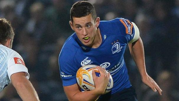 Noel Reid scored a try in Leinster's win over Zebre