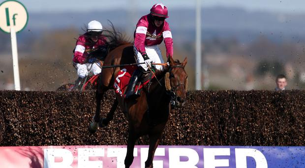 First Lieutenant goes for a second straight Betfred Bowl on Thursday