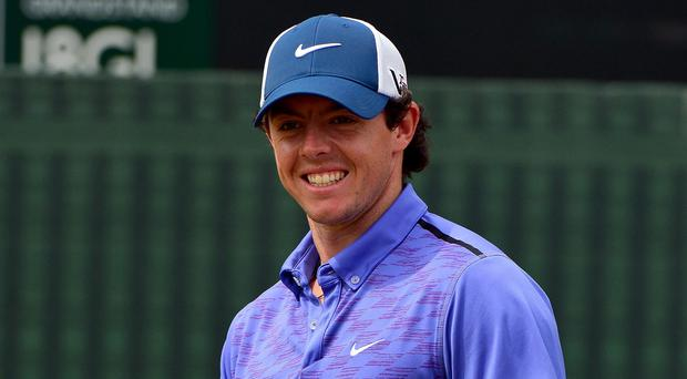 Rory McIlroy goes into the Masters on a high following a final-round 68 at the Shell Houston Open