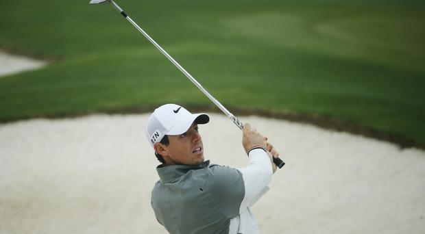 Rory McIlroy has his sights set on Masters glory (AP)