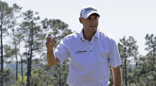Bill Haas finished four under par (AP)