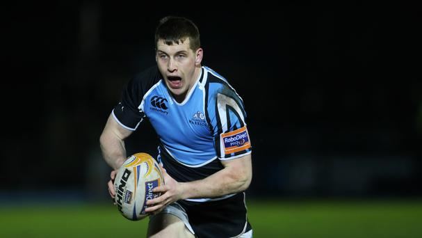 Mark Bennett starred as Glasgow beat Ulster