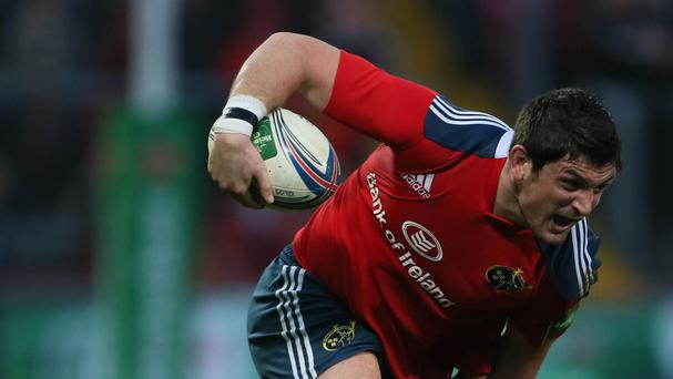 James Downey says the current Munster team want to create their own history