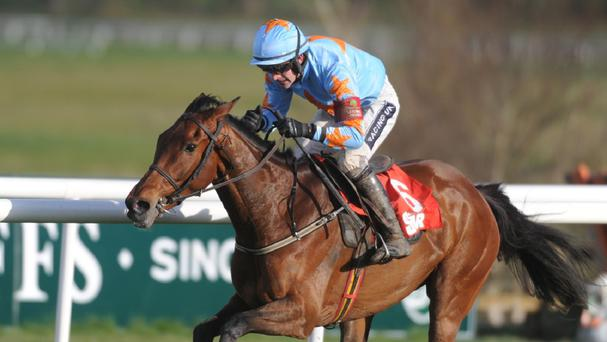 Un De Sceaux was on form in France