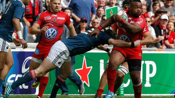Toulon were too strong for Munster in Marseille