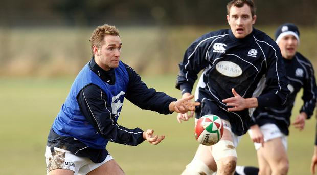 Dan Parks will leave Connacht this summer after two years with the Irish province