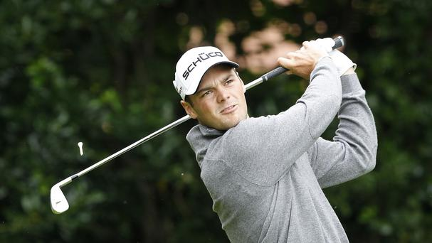 Martin Kaymer equalled the course record with a superb 63 at Sawgrass