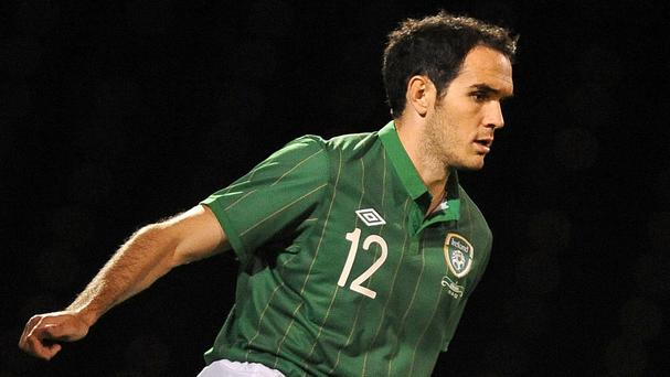 Joey O'Brien will not add to his five Republic of Ireland caps this summer