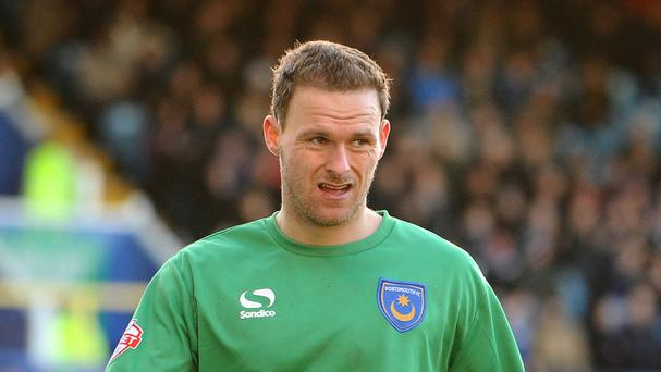 Trevor Carson is in the Northern Ireland squad